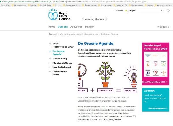 Hydro Huisman Groene Agenda